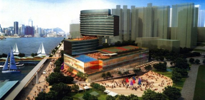 Shangri-La Asia to build hotel in Hung Hom