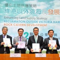 Govt lists five reclamation sites for further consultation
