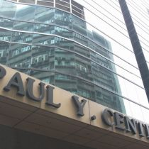 Office conversion plan for Paul Y Centre