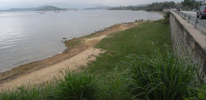 Contractors all at sea over Lung Mei beach project