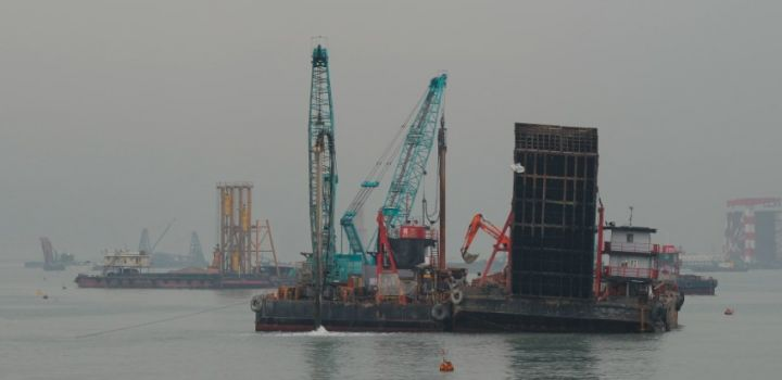 Late works on artificial island delays award of Northern Connection