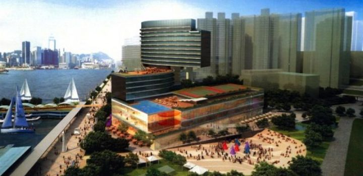 Town planning green light for Shangri-La hotel at Hung Hom