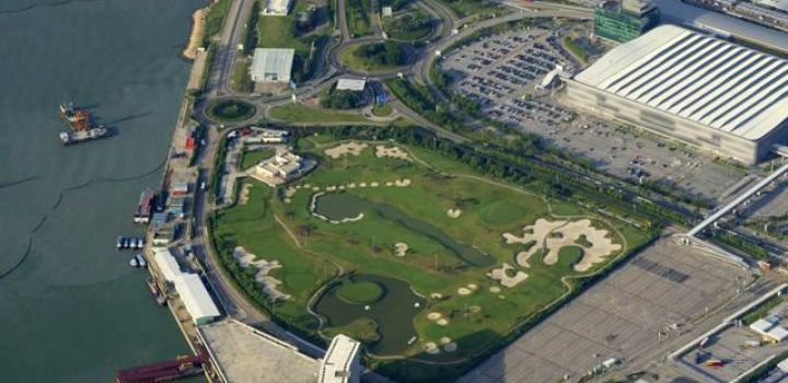 2015 start for redevelopment of airport golf course