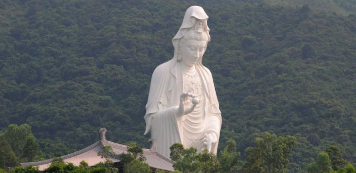 Bad karma at Goddess of Mercy statue project