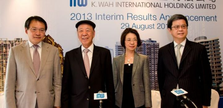 K.Wah to boost rental income