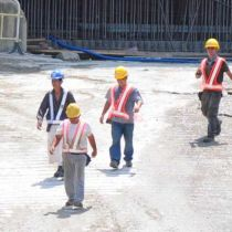 Wage bonanza for construction workers