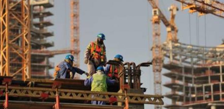 When projects are delayed due to labour shortages