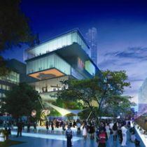 West Kowloon Cultural Arts Hole sucks up billions more