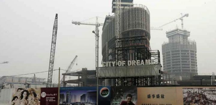 Daily wages & construction costs see a drop in Macau