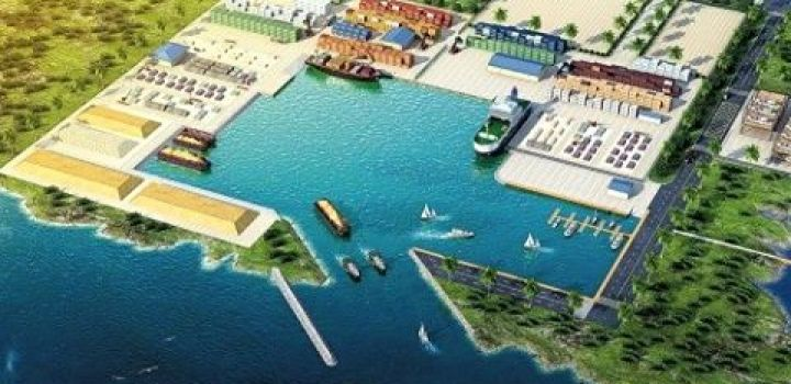 CHEC starts construction of USD39M port in Bahamas
