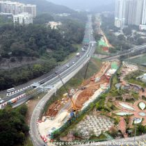 New Territories project can not be delayed
