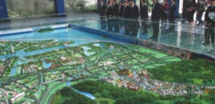 Macau & Zongshan Gov't agree to Construction of New District
