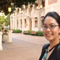 Profile: Vivien Chow Vice President of the HKU student chapter CIB