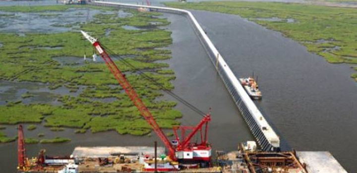 Jakarta to Start With Ambitious $34b Giant Sea Wall ...