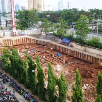 Jakarta's MRT project bound up in legal strife