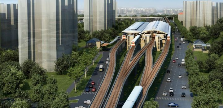 New platform to improve travel time to Changi Airport