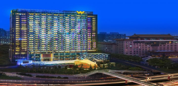 W Beijing – Chan g'an Officially Opens
