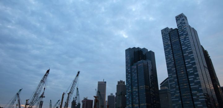 Singapore construction sector dissapoints