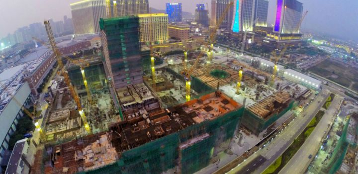 Macau sees massive surge in value of private construction projects