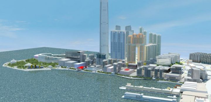 Mott MacDonald bags design contract in Hong Kong WK cultural district