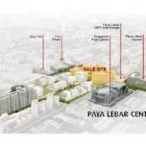 URA launches tender for the second land parcel in Paya Lebar Central