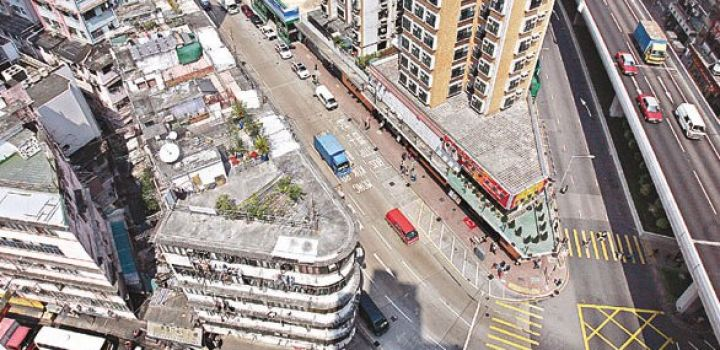 Tai Kok Tsui plot to be redeveloped