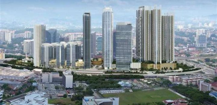 Ireka bags RM276.8mil job from KL Eco City