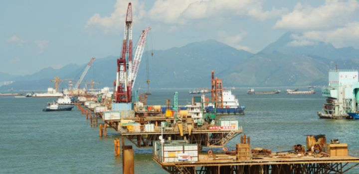 Hong Kong-Zhuhai-Macau Bridge facilities set for 2016 completion