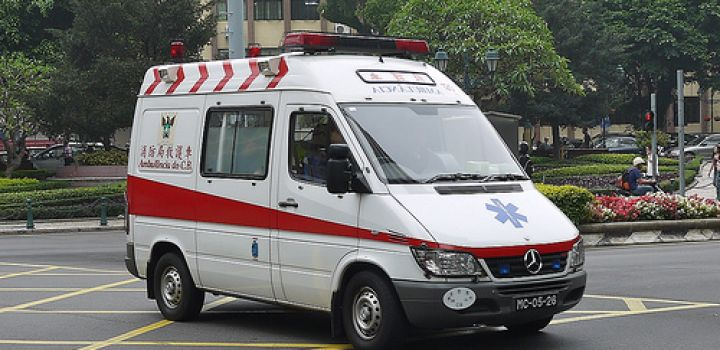 Macau: Construction Worker in fatal accident
