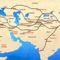 New Silk Road project, China setting up bank to fund it