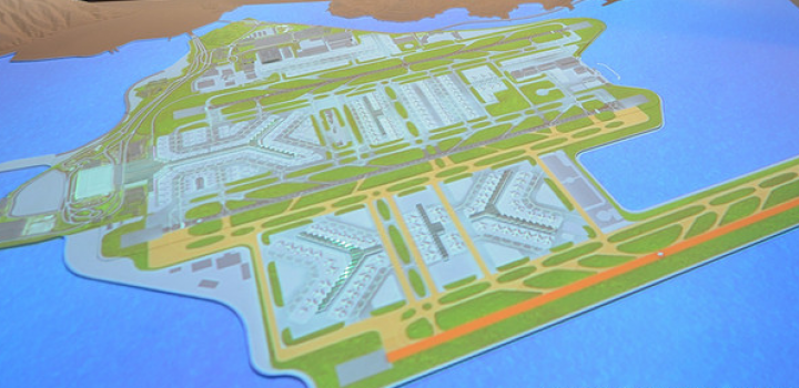 Gov't says it will monitor third runway project