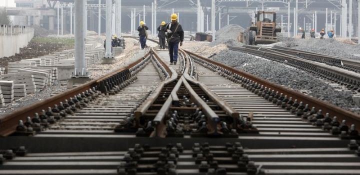 China secures deal for construction of European rail link