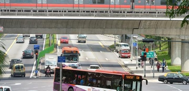Singapore voted No1 for world's most innovative infrastructure projects