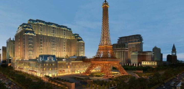 Sands Receives Permits Necessary to Complete Construction of The Parisian Macao