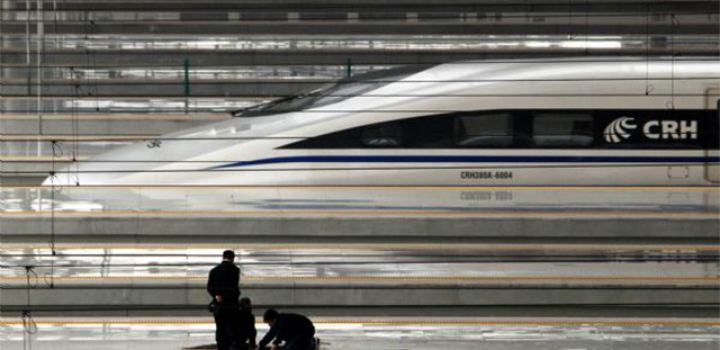 32 high-speed rail routes in China open in huge expansion