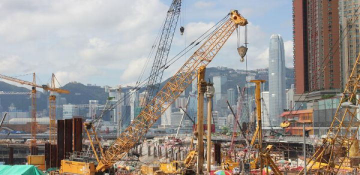 Hong Kong Asia's costliest construction market