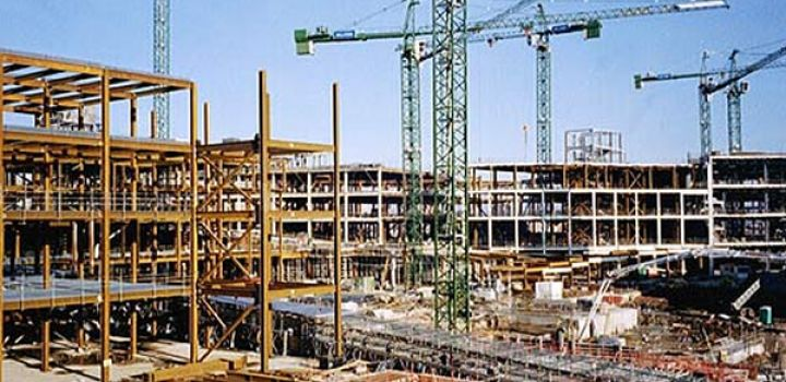 Public infrastructure projects to prop up construction sector in 2015