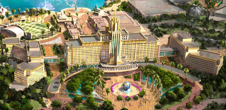 Construction of Universal Studios in Beijing expected to begin this year