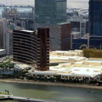 Wynn Cotai project delayed