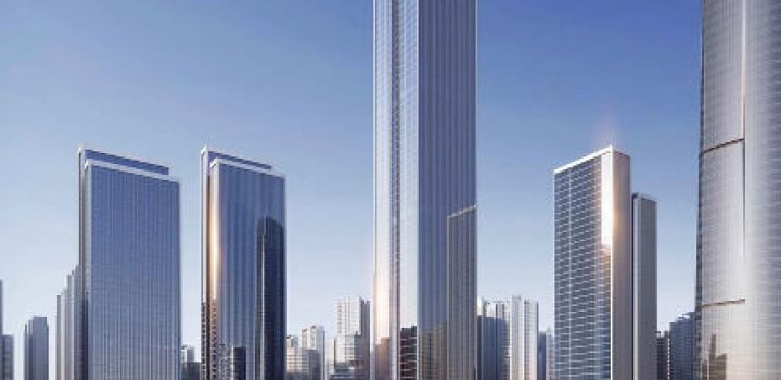 Atkins to design super tower in China