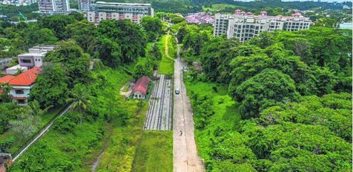 Singapore: URA launches Request for Proposal for the Rail Corridor