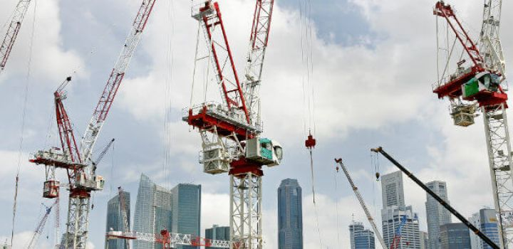 Singapore Construction sector struggles to innovate despite generous productivity incentives