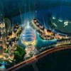 Construction on Shanghai's massive polar-themed park has started