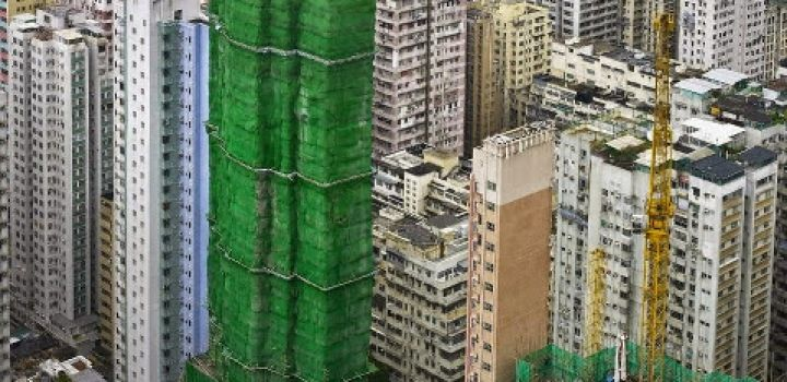 Hong Kong 24 building plans approved
