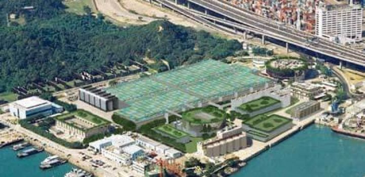 proposed tseung kwan O seawater desalination plant to cost another $154m