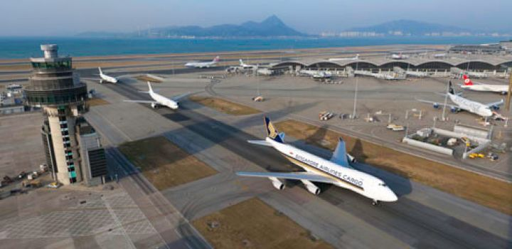IATA emphasises competitiveness amid construction of new runway