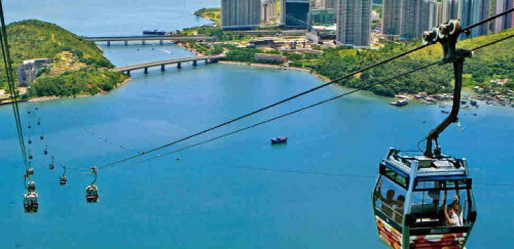 Cable car could extend to Tai O