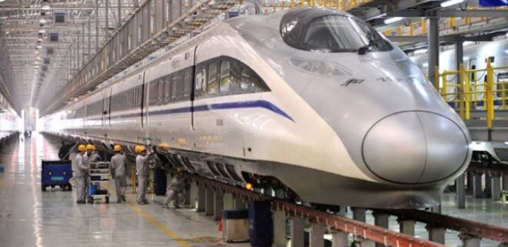 Chinese rail giant pens $5.5bn in Africa deals