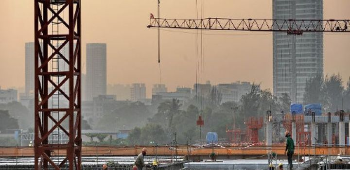 surprising growth in construction sector driven by more private residential projects in Q1