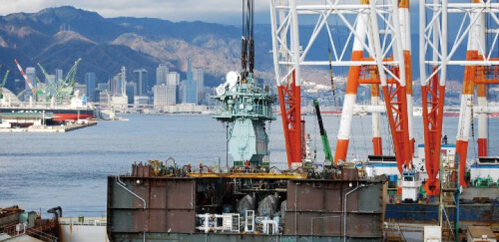 Sembcorp Marine's colossal crane vessel deal said to be worth over US$1b
